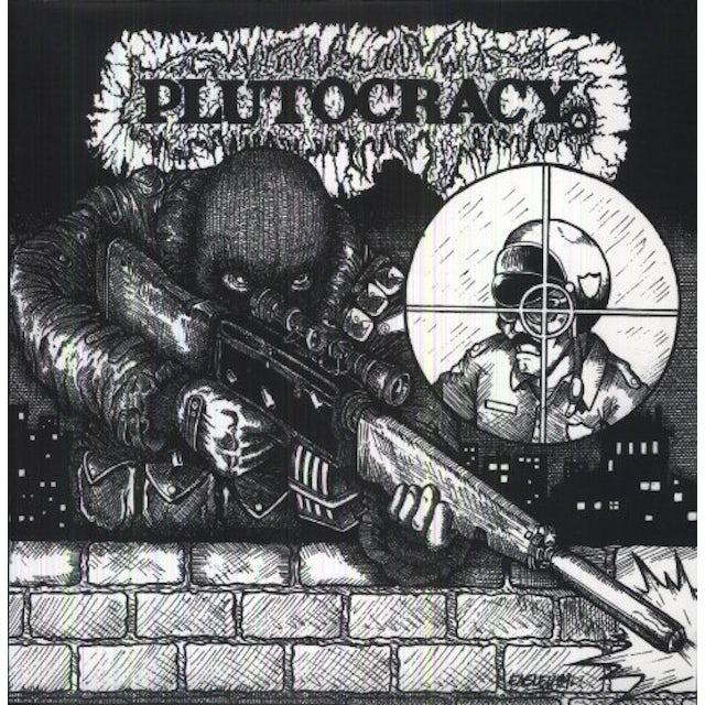Plutocracy SNIPING PIGS Vinyl Record