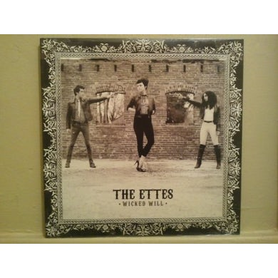The Ettes WICKED WILL Vinyl Record
