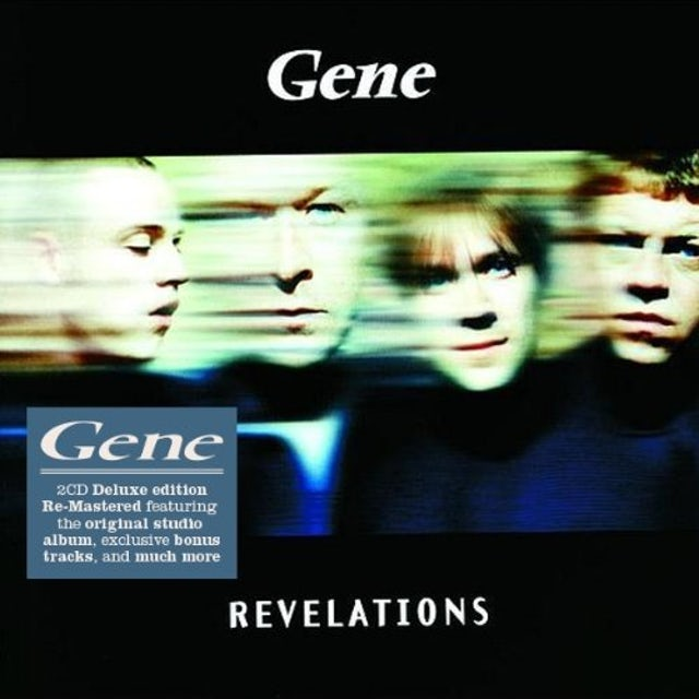 Gene REVELATIONS CD