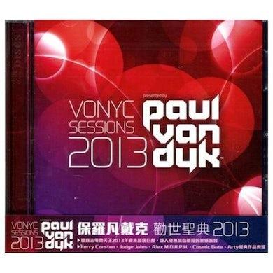 Paul Van Dyk VONYC SESSIONS 2013 CD