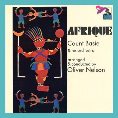 Count Basie & His Orchestra AFRIQUE CD