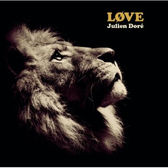 Julien Dore LOVE CD