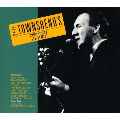 Pete Townshend DEEP END LIVE CD