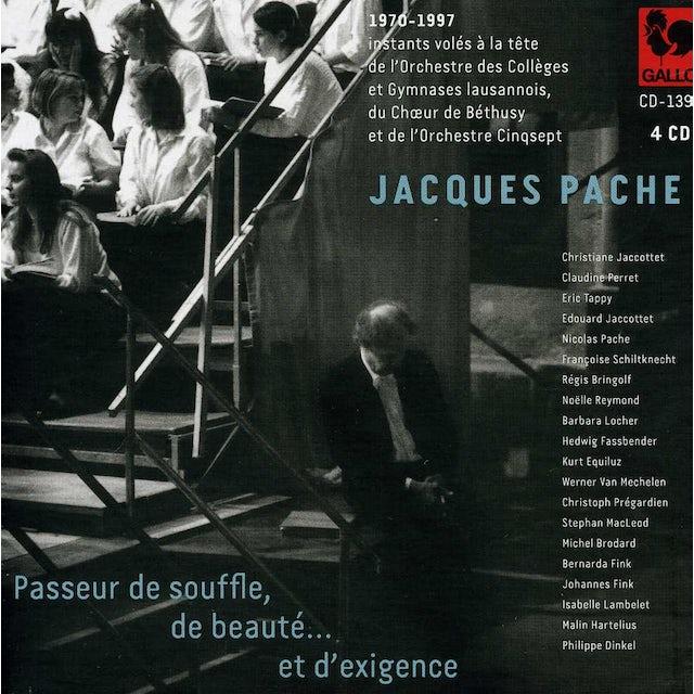 J.S. Bach JACQUES PACHE CD