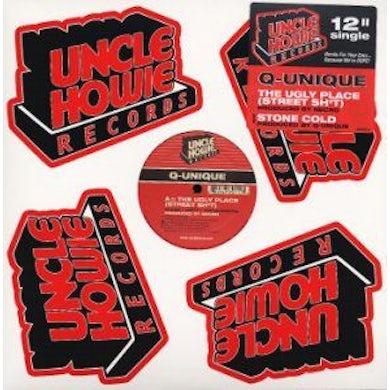 Q-Unique UGLY PLACE Vinyl Record