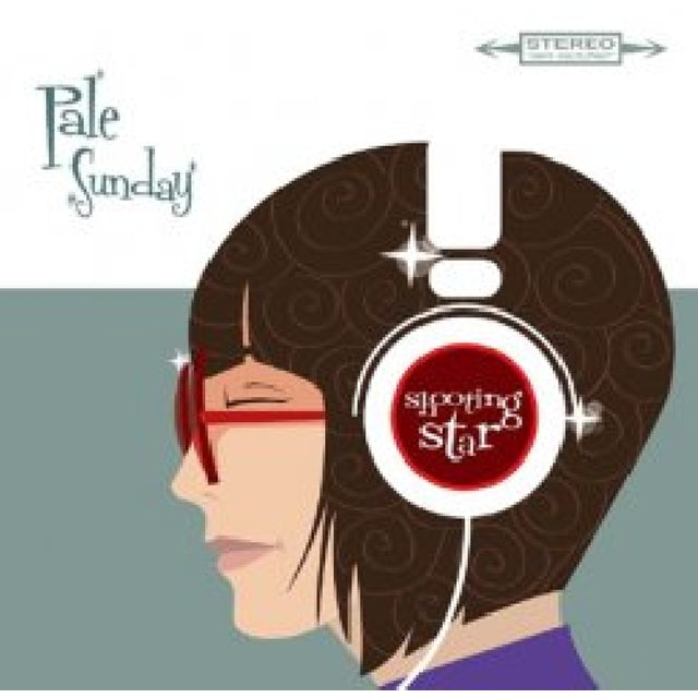 Pale Sunday SHOOTING STAR EP CD