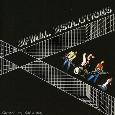 Final Solutions SONGS BY SOLUTIONS CD