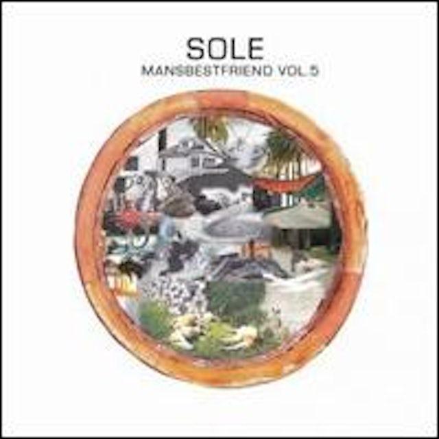 Sole MANSBESTFRIEND PT. 5 CD