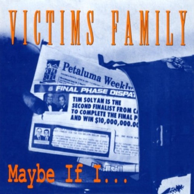 Victims Family MAYBE IF I.. CD
