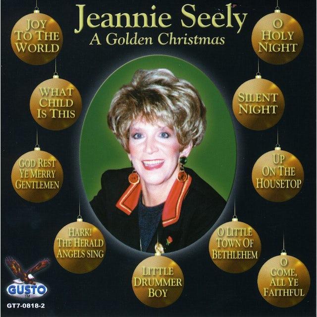 Jeannie Seely GOLDEN CHRISTMAS CD