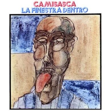 Camisasca LA FINESTRA DENTRO Vinyl Record