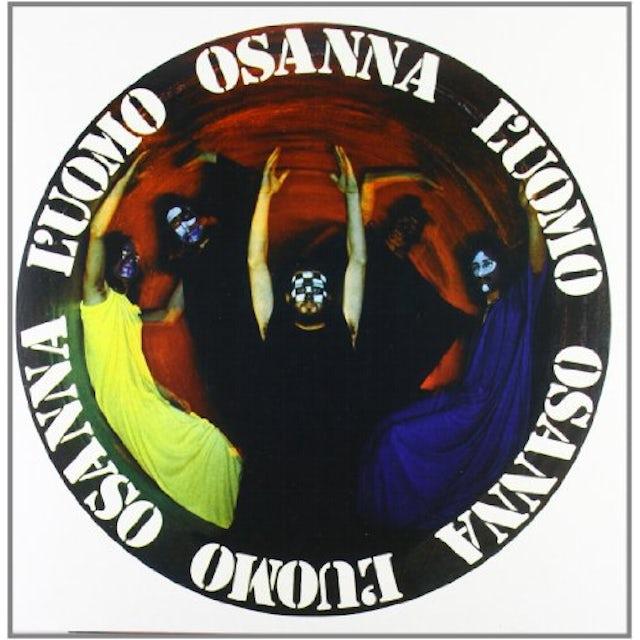 Osanna L'UOMO Vinyl Record