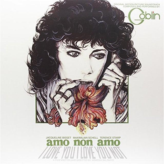 Goblin AMO NON AMO Vinyl Record