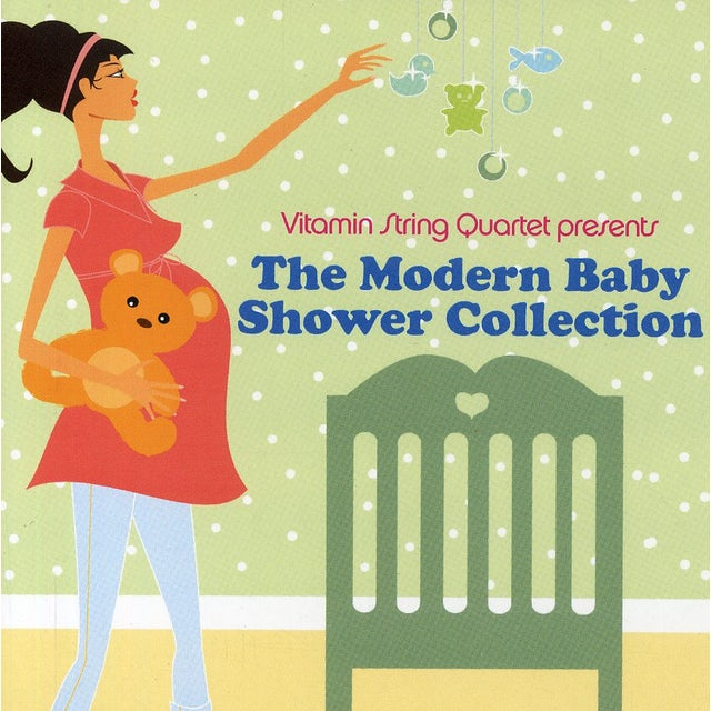 Vitamin String Quartet STRING QUARTET BABY SHOWER COLLECTION CD