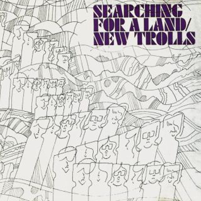 New Trolls SEARCHING FOR A LAND Vinyl Record
