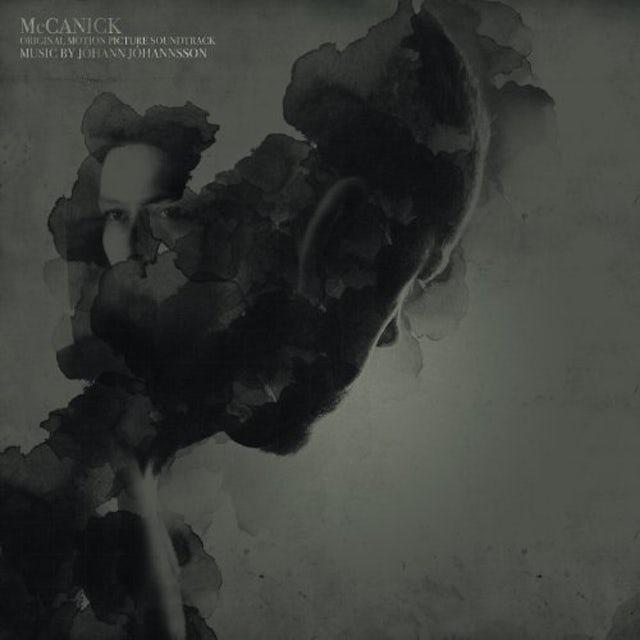 Johann Johannsson MCCANICK Vinyl Record