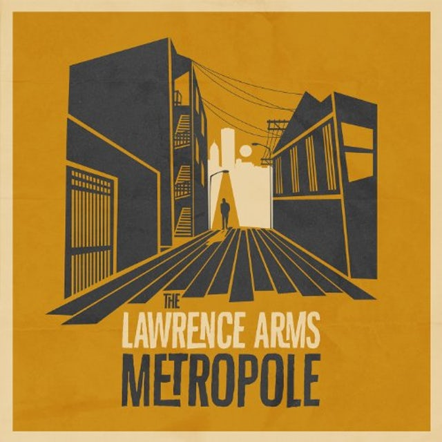The Lawrence Arms METROPOLE Vinyl Record