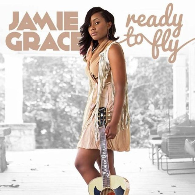 Jamie Grace READY TO FLY CD