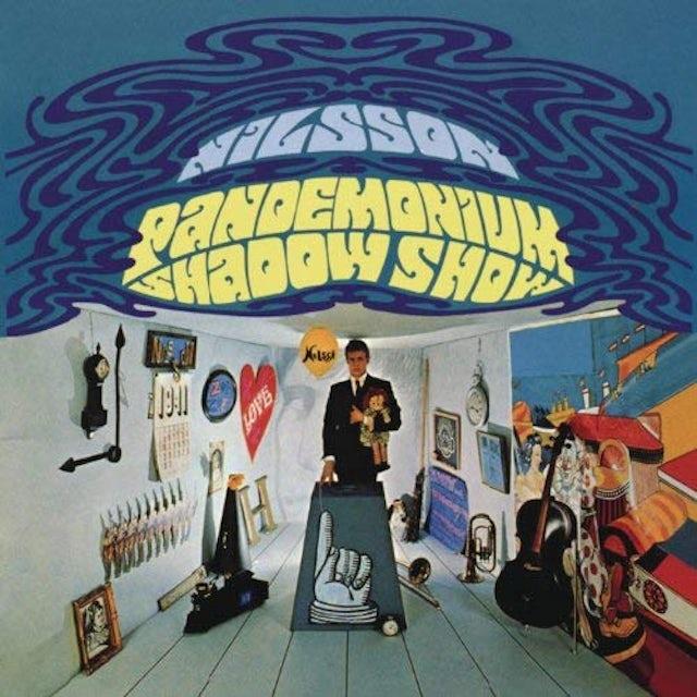 Nilsson PANDEMONIUM SHADOW SHOW Vinyl Record