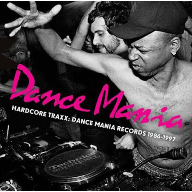 Dance Mania / Various (W/Cd) DANCE MANIA / VARIOUS Vinyl Record