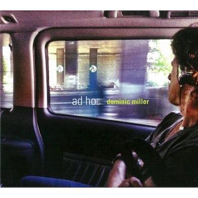 Dominic Miller AD HOC CD