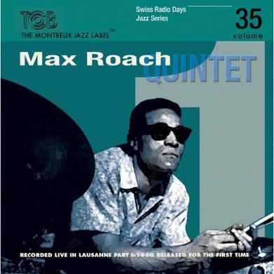 Max Roach SWISS RADIO DAYS 35 CD