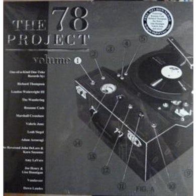 78 PROJECT: 1 / VARIOUS Vinyl Record