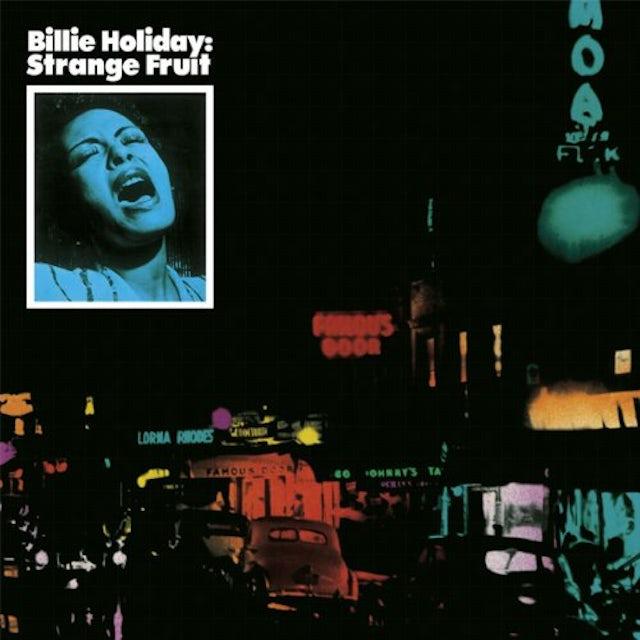 Billie Holiday STRANGE FRUIT (LTD) (Vinyl)