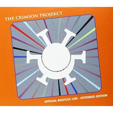 Crimson Projekct OFFICIAL BOOTLEG LIVE CD