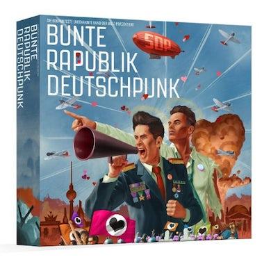 SDP BUNTE RAPUBLIK DEUTSCH CD