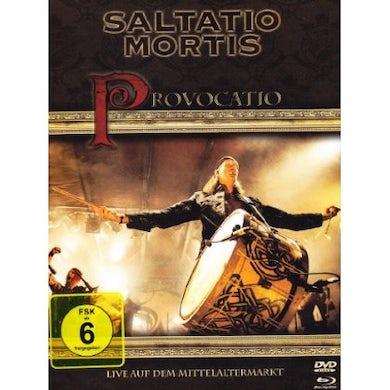 Saltatio Mortis PROVOCATIO-LIVE AUF DEM MITTELALTERMARKT Blu-ray