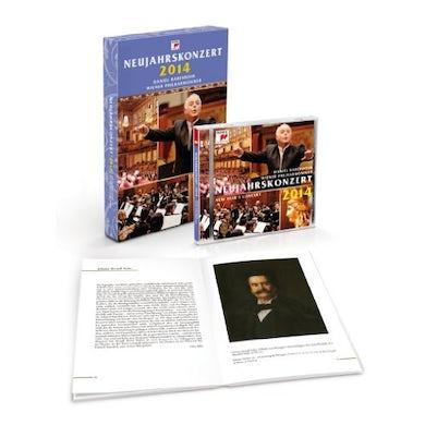 Daniel Barenboim & Wiener Philharmoniker NEUJAHRSKONZERT 2014/NEW YEAR'S CONCER CD