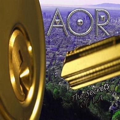 THE SECRETS OF L.A CD