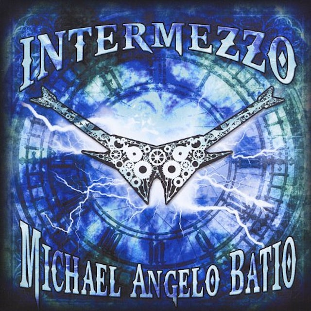 Michael Angelo Batio INTERMEZZO CD
