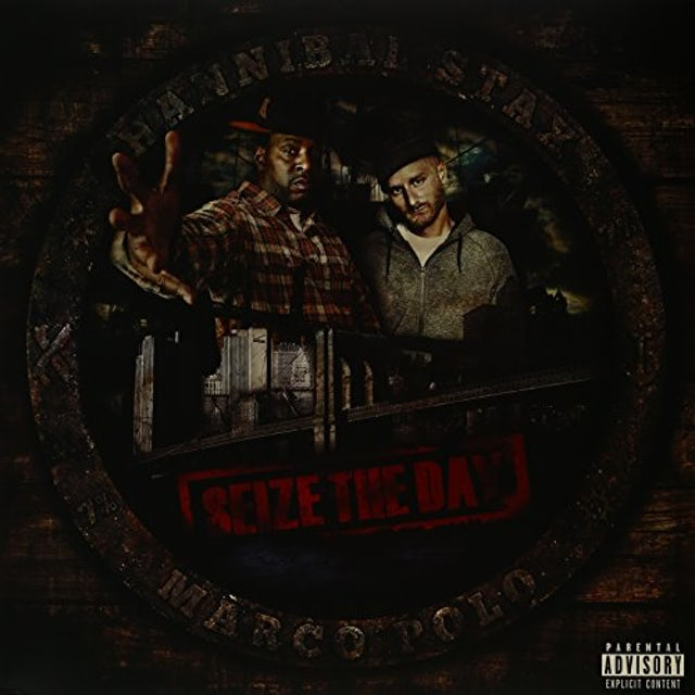 Hannibal Stax & Marco Polo SEIZE THE DAY Vinyl Record