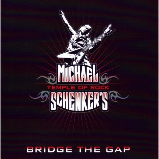 Michael / Temple Of Rock Schenker BRIDGE THE GAP Vinyl Record