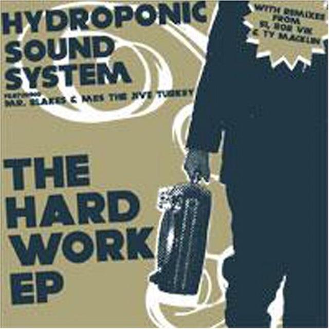 Hydroponic Sound System HARD Vinyl Record