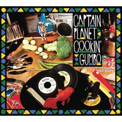 Captain Planet COOKIN GUMBO CD