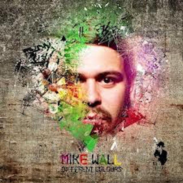 Mike Wall HIDDEN COLOURS CD