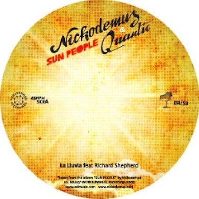 Nickodemus LA LLUVIA Vinyl Record