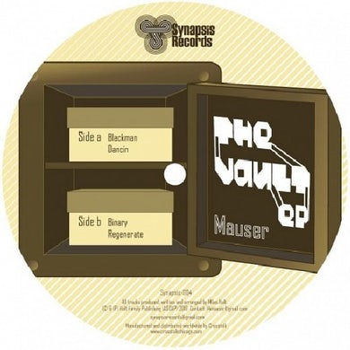 Mauser VAULT EP Vinyl Record