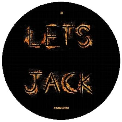LET'S JACK Vinyl Record