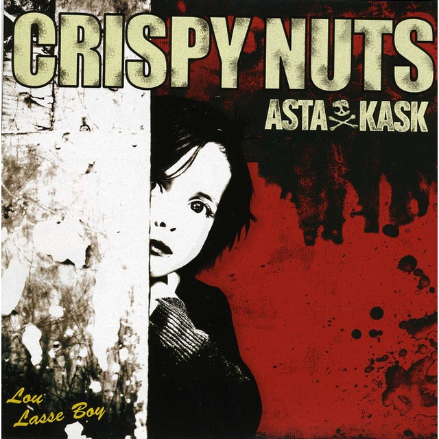 Asta Kask / Crispy Nuts SPLIT SINGLE Vinyl Record