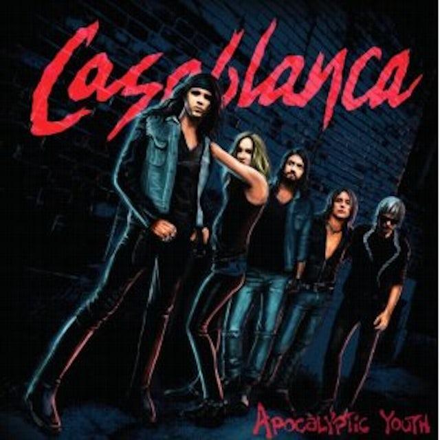 Casablanca APOCALYPTIC YOUTH (Vinyl)