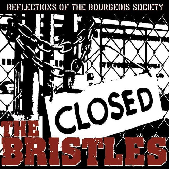 Bristles REFLECTIONS OF THE BOURGEOIS SOCIETY Vinyl Record
