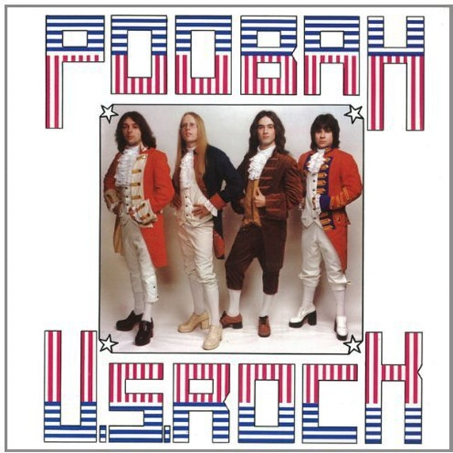 Poobah U.S. ROCK CD