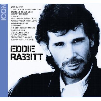 Eddie Rabbitt ICON CD