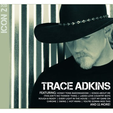 Trace Adkins ICON 2 CD