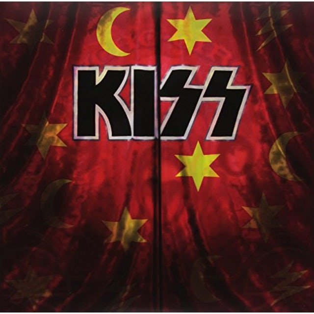 Kiss PSYCHO CIRCUS Vinyl Record