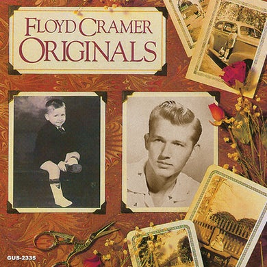 Floyd Cramer ORIGINALS CD